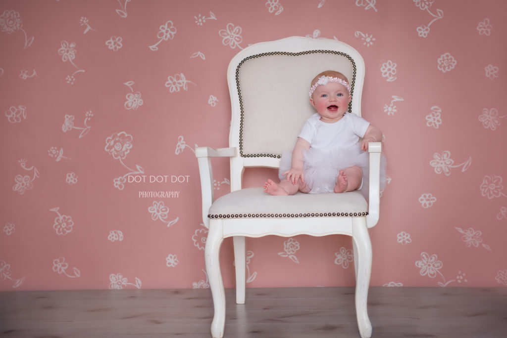 MILESTONE SESSION – 6 MONTHS | Lake Forest Professional Newborn and Children Photographer